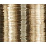 GFW24H: Gold-Filled Half Hard 24 gauge Round Wire