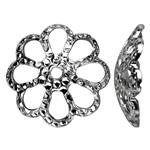 SA710: Sterling Silver 11mm Filigree Bead Cap