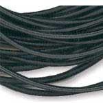 JL2J: Leather 2mm Black Cord