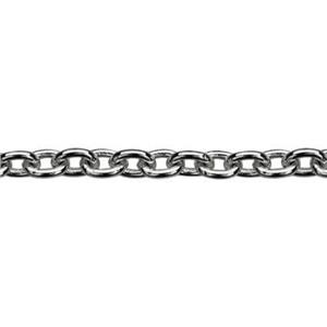 219CBL: Sterling Silver Heavy Cable Chain