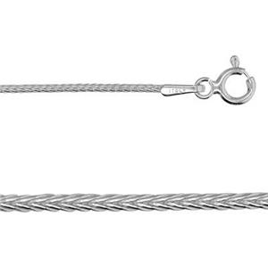2D6124: Foxtail Neck Chain with Spring Ring