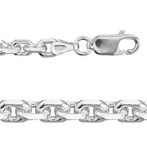 2K13520: Super Heavy Elongated Cable Chain with Lobster