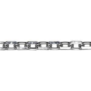 2RDC60: Sterling Silver Diamond Cut Cable Chain