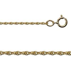 310R20: Gold-Filled Double Rope Necklace Chain