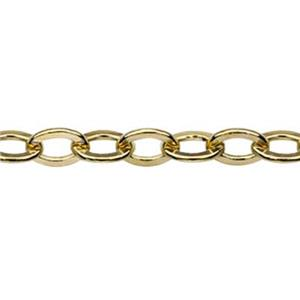 31515F: 14/20 Gold-filled Flat Cable Chain