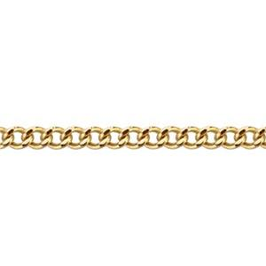 31524: Gold-Filled 1.5mm Curb Chain