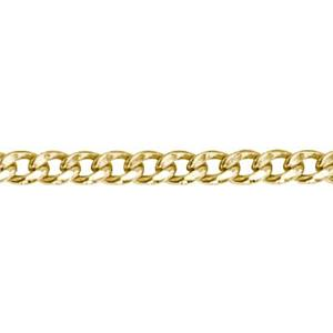 3219: 14/20 Gold-filled 1.8mm Curb Chain Footage