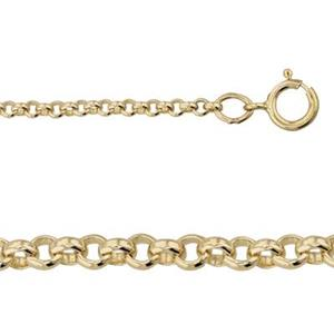 341120: 2mm Rolo Chain Necklace