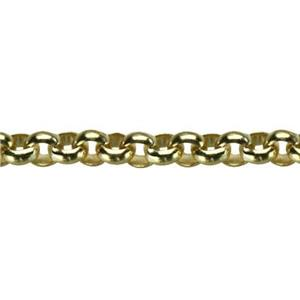3511: Gold-Filled Classic Rollo Chain