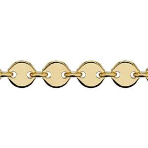 38860: 14/20 GF 4mm Sequin Chain