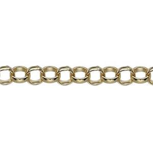 39077: Gold-Filled Rollo Chain