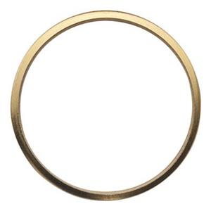 BR94: Brass Wire Circle Link