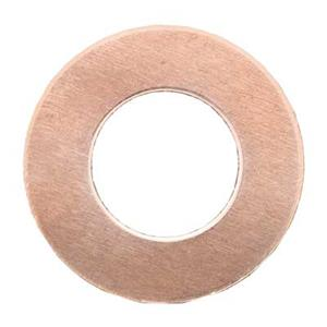 CB530: Copper Washer Circle Blank