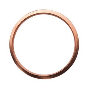 CB94: Copper Wire Circle Link