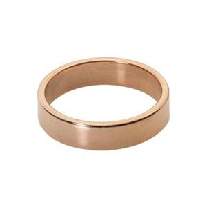CU397: Copper Finger Ring Band