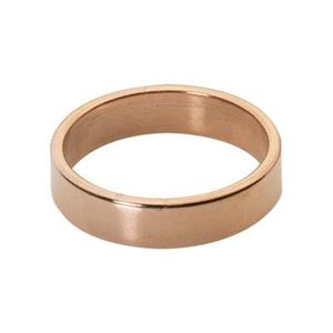 CU398: Copper Finger Ring Band