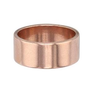 CU507: Plain Flat Ring Band