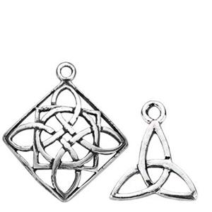 Celtic jewelry charms