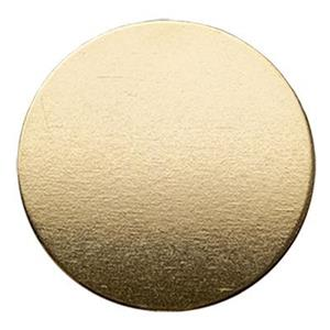 GF116: Gold-Filled Circle Blank
