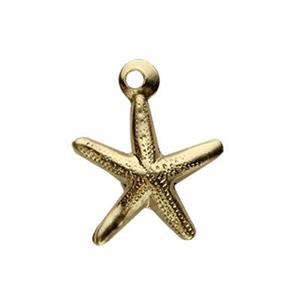 GF1488: Gold-Filled Starfish Charm