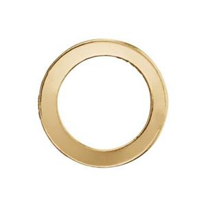 GF2281: Gold-Filled Small Circle Link