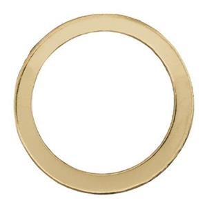 GF2283: Gold-Filled Large Circle Link