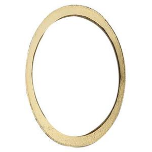 GF2328: Gold-Filled Oval Link