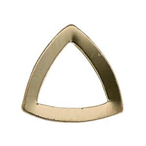 GF2334: Gold-Filled Curved Triangle Link