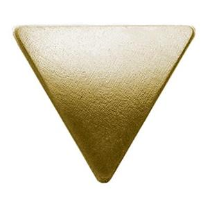 GF2606: Gold-Filled Triangle Blank