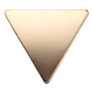 GF2606: 14/20 Gold-filled Triangle Blank