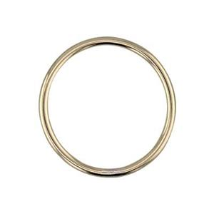 GF6001: Gold-Filled 14mm Wire Circle Link
