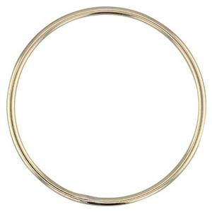 GF6002: Gold-Filled 20mm Wire Circle Link