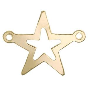 GF862: 14/20 GF Open Star Festoon Link