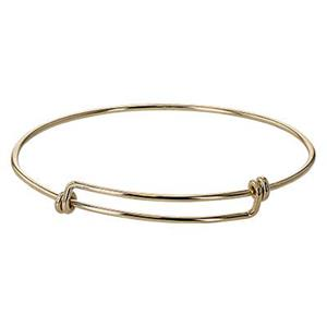 GFC68: 14/20 GF 2.75in 14ga Adjustable Bracelet