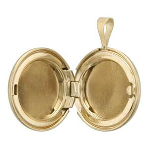 GFP500: Round Locket