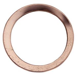 GFR2283: 14/20 Rose Gold-filled 16mm Flat Circle Link