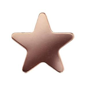 GFR2480: Rose Gold-Filled Star Blank