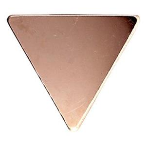 GFR2606: Rose Gold-Filled Triangle Blank