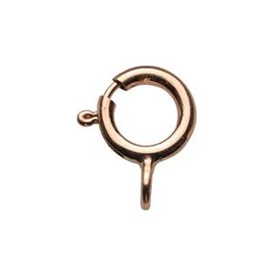 GFR5620C: Rose Gold-Filled Spring Ring Clasp
