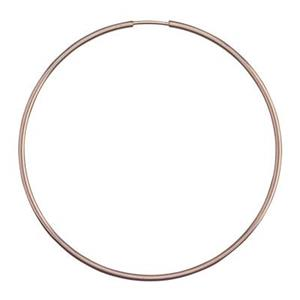 GFR9650: 14/20 Rose GF Endless Hoop Earring