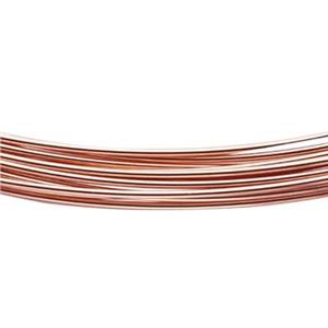 GFWR20H-5: 14/20 Rose GF 5ft Round Half Hard Wire Kit