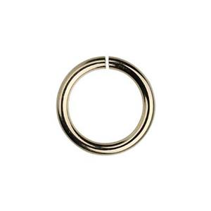 GJ108: Gold-Filled 8mm Open Jump Ring