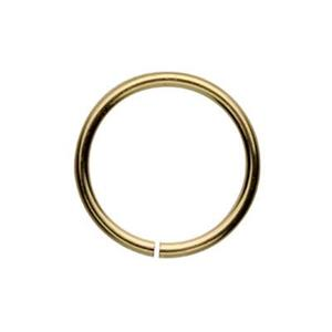 GJ120: Gold-Filled 9mm Open Jump Ring