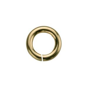 GJ1265: Gold-Filled 6.5mm Open Jump Ring
