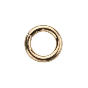 GJ127: Gold-Filled 7mmOpen Jump Ring