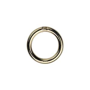 GJSR107: Gold-Filled 7mm Soldered Jump Ring