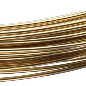 RBW18-Q: Red Brass Round Wire Kit
