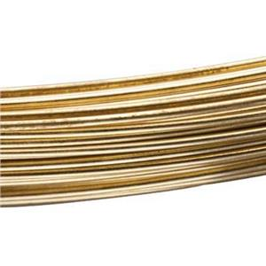 RBW20-Q: Red Brass Round Wire Kit