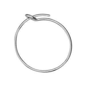 S1902: Wire Beading Hoops