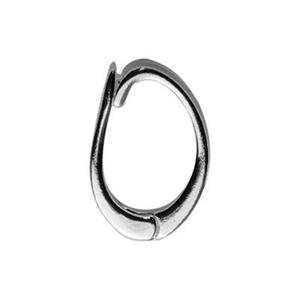 S3672: Sterling Silver Enhancer Findings